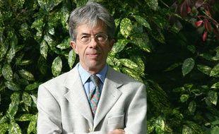 Le juge Jean-Michel Lambert, Le Mans le 1er octobre 2004.TRAVERS/SIPA
