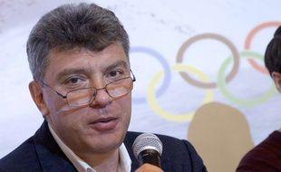Boris Nemtsov, le 30 mai 2013