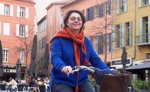 Candidate Europe écologie-Les Verts à Perpignan, Agnès Langevine a annoncé son retrait en vue du 28 juin prochain (photo d'archive)