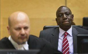 """Sauf """"circonstances exceptionnelles"""", le vice-président kényan William Ruto devra être présent à La Haye à son procès pour crimes contre l'humanité devant la Cour pénale internationale (CPI), a indiqué cette dernière vendredi."""