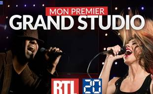 Mon Premier Grand Studio RTL-20 Minutes