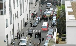 L'attaque s'est déroulée rue Nicolas-Appert, dans le 11e arrondissement.
