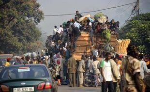 Plusieurs localités au nord et à l'ouest de Bangui sont en proie à des violences, ont rapporté samedi des témoins à l'AFP, notamment à Sibut, à 160 km au nord de la capitale centrafricaine, où les habitants se terrent ou se sont enfuis en brousse.