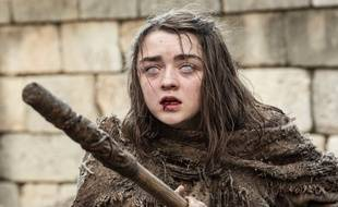 Arya Stark dans la saison 6 de «Game of Thrones».