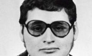 Photo non datée du terroriste Carlos, de son vrai nom Ilich Ramirez Sanchez