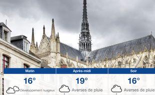 Météo Amiens: Prévisions du mercredi 23 septembre 2020