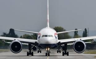 Un avion (photo d'illustration)