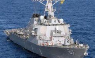 Les Etats-Unis ont décidé de déployer le bâtiment de guerre USS Cole au large du Liban en raison d'inquiétudes pour la situation dans ce pays, et le navire se trouve déjà en Méditerranée orientale, ont indiqué jeudi des responsables.