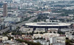 Le Stade de France en Seine-Saint-Denis
