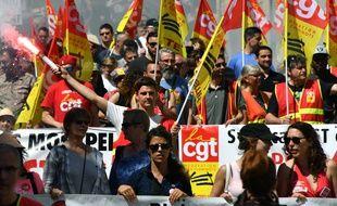 La CGT appelle à la grève générale les 14 et 18 décembre.