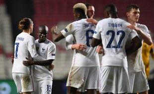 L'équipe de France a fait un sans-faute face au Portugal en Ligue des nations.