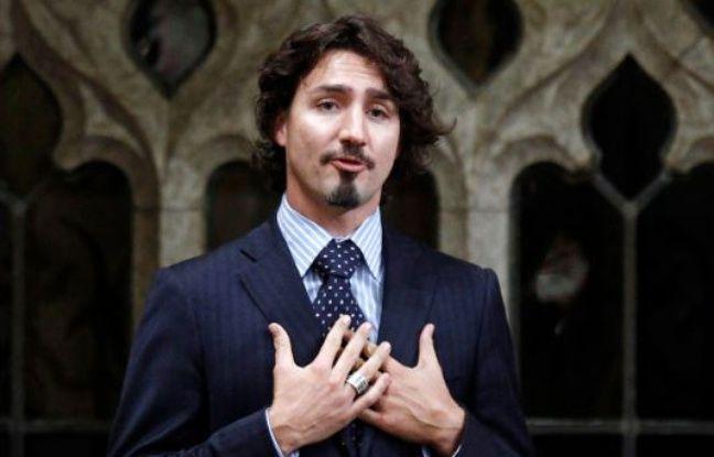 Fashion faux-pas pour Justin Trudeau.