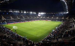 Le stade Océane au Havre (illustration).