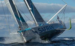 Morgan Lagravière et Safran seront sur le Vendée Globe