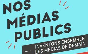 France Télévisions et d'autres médias publics lancent une grande consultation auprès des Françaises et Français