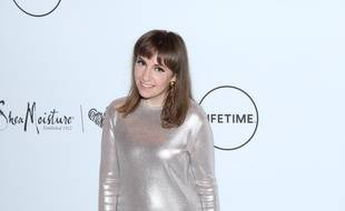 L'actrice Lena Dunham à la soirée Power Of Women du magazine Variety à New York