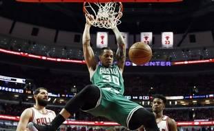Gerald Green et les Celtics ont finalement mangé les Bulls et se qualifient pour la suite des play-offs.