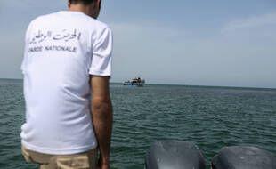 Un garde-côte au large de la Tunisie (illustration)
