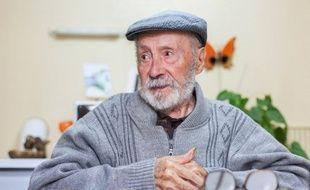 Roger Auvin est décédé dimanche à l'âge de 111 ans.