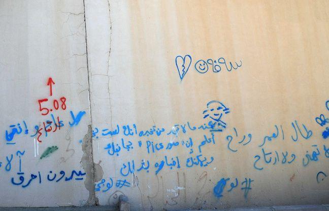 Irak : Face au conservatisme, les Kurdes taguent leur amour sur les murs