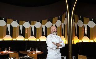 Philippe Etchebest dans la saison 10 de «Top Chef».