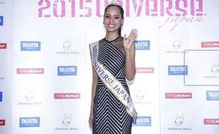 La nouvelle Miss Japon est métisse, une première dans l'histoire du pays.