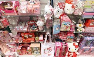 Jemini détient notamment en France la licence Hello Kitty.