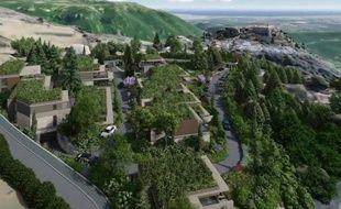Une vingtaine de villas pourrait sortir de terre aux abords du village.