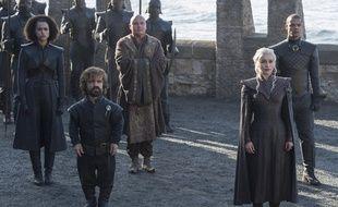 Image de la saison 7 de «Game of Thrones»