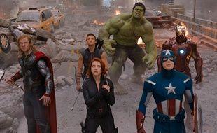 «Avengers» est le premier aboutissement du Marvel Cinematic Universe, de quatre années et six films
