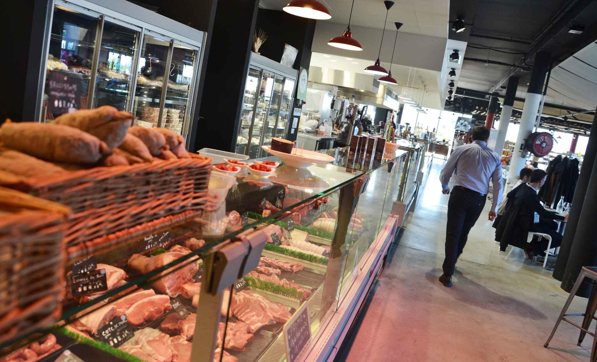 Montpellier les halles fou de sud ce restaurant o on choisit soi m me les produits qu 39 on va - La table du boucher lille ...