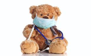 En cas de rhume, il faut faire preuve de patience et attendre que ça passe.