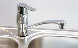 Un robinet d'eau potable (illustration).