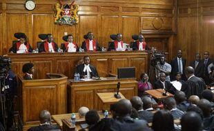 La Cour suprême kényane a décidé vendredi d'invalider pour «irrégularités» le résultat de l'élection présidentielle du 8 août.