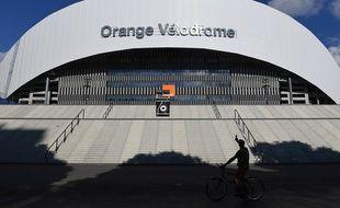 """Le Stade Vélodrome """"Orange"""" le 30 septembre 2016"""