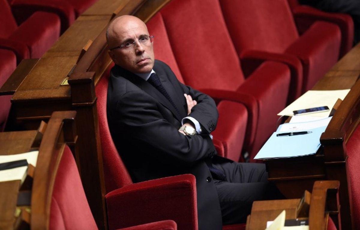 Eric Ciotti à l'Assemblée nationale – LOIC VENANCE / AFP