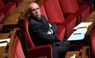 Eric Ciotti à l'Assemblée nationale