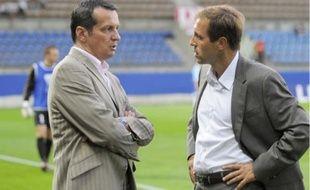 Jean-Luc Herzog va devoir faire deséconomies sur le staff technique et sur les joueurs.