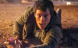 Dylan O'Brien dans «Le Labyrinthe 2 : La Terre brûlée».