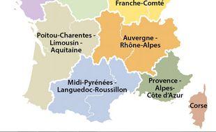 Midi-Pyrénées et Languedoc-Roussillon en mode fusion