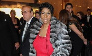 Aretha Franklin au Kennedy Center