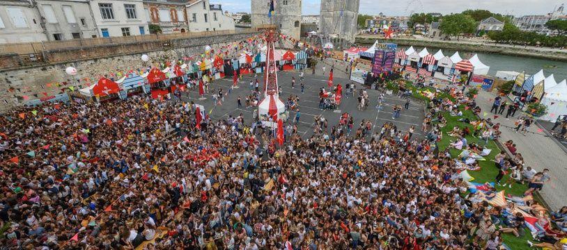 La 36e édition des Francofolies se déroulera du 10 au 14 juillet 2020 à la Rochelle.