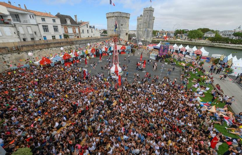 Francofolies de la Rochelle : PNL, Jean-Louis Aubert et Mika à l'affiche
