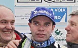 Yves Deudon réclame sa victoire.