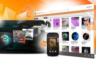 Google Music, officiellement lancé le 16 novembre 2011 aux Etats-Unis.