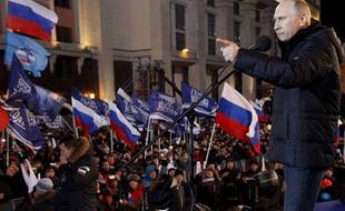 Vladimir Poutine redevient président de la Russie pour six ans