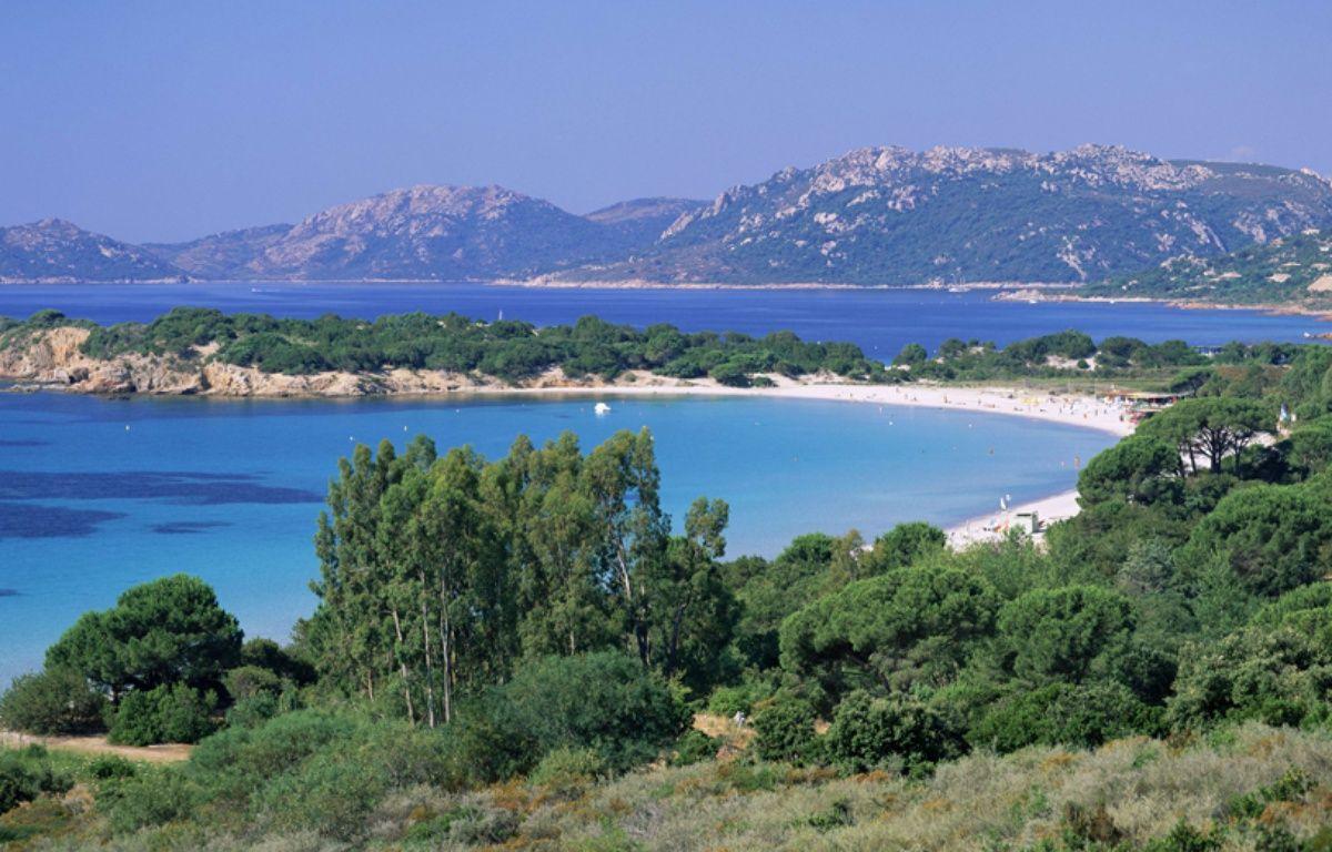 La plage de Palombaggia, en Corse. – SUPERSTOCK/SUPERSTOCK/SIPA