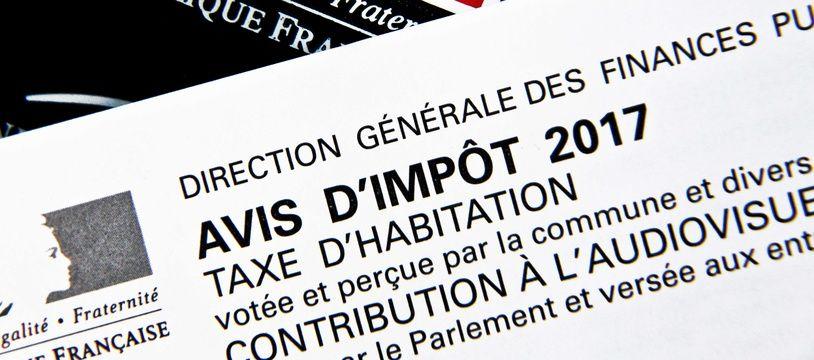 Taxe d'habitation (illustration)