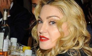 Madonna, le 13 mai 2014, à New York.