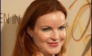 """L'actrice américaine Marcia Cross, 44 ans, l'une des vedettes du feuilleton à succès """"Desperate Housewives"""", attend un heureux événement, a annoncé mercredi le magazine People sur son site internet."""